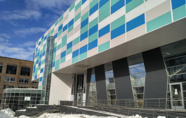 Академия льда, Марьина роща, Москва